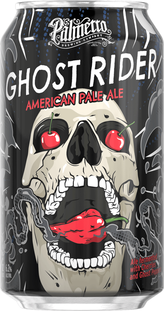 Palmetto Brewing- Ghost Rider - American IPA - SC