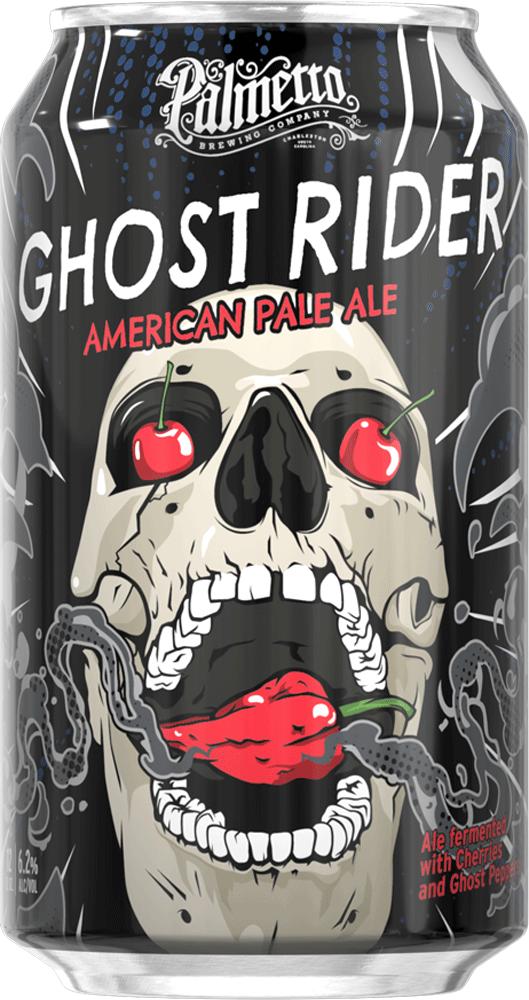 Palmetto Brewing- Ghost Rider - American IPA - SC
