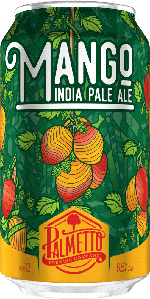 Palmetto Brewing- Mango - IPA - SC