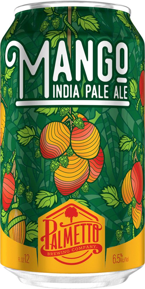 Palmetto Brewing- Mango - IPA - SC